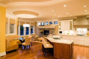 Kitchen Remodel Wiring & Lighting Electrician, Camarillo